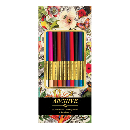Portico Designs US Inc - Archive - Colouring Pencils (Set of 12)