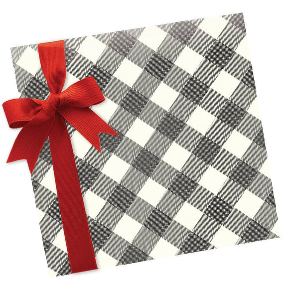 Dahlia Press - Gingham - Gift Wrap (Rolls)
