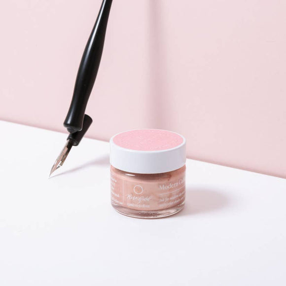 À L'AISE LTD - Rose Gold Modern Calligraphy Ink
