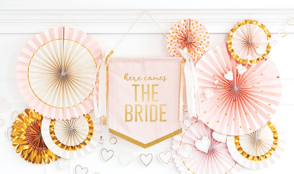 Bride To Be Canvas Banner