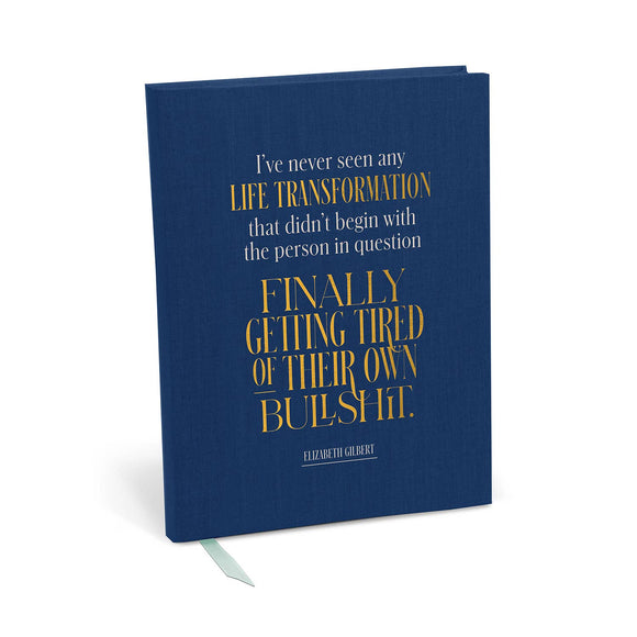 Em & Friends - Elizabeth Gilbert Life Transformation Journal