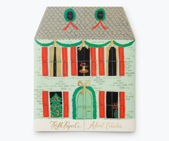Rifle Paper Co. - Night Before Christmas Advent Calendar
