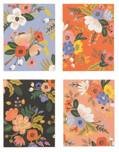 Assorted Lively Floral Card Set - Rifle Paper Co.