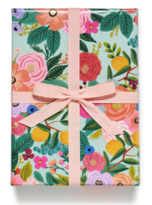 Garden Party Continous Wrapping Roll