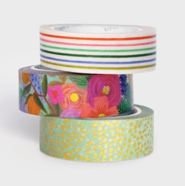 Garden Party Paper Tape (Sold in case pack of 4)