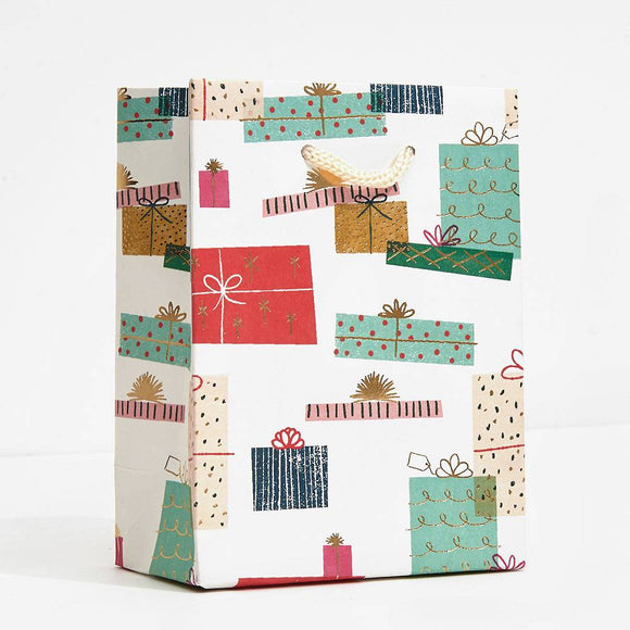 Holiday Presents Gift Bags