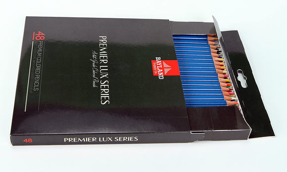 Lux Series Colored Pencils (48 Count)