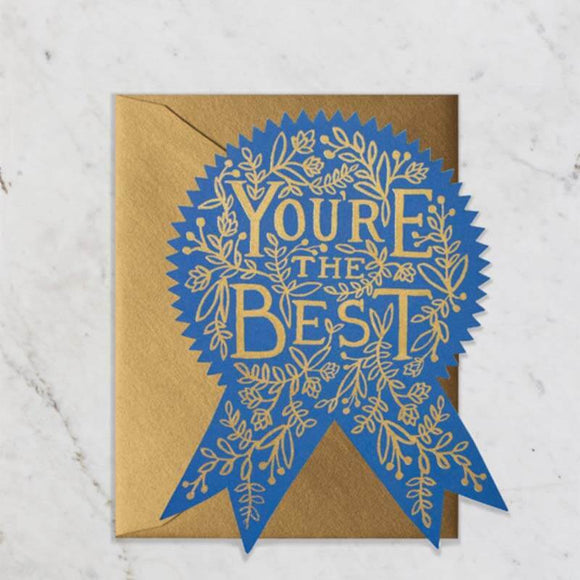 Rifle Paper Co. - You're the Best Card
