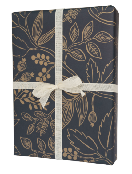 Rifle Paper Co. - Single Queen Anne Wrapping Sheet