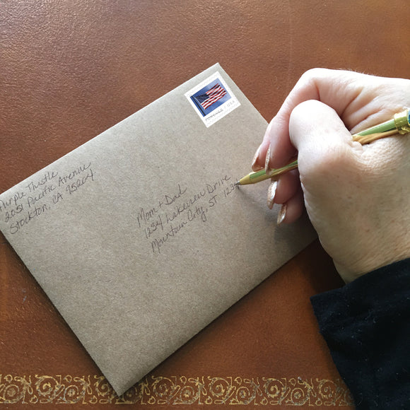 Mailing Service  ::  Sign It, Stamp It, Send It! ::  Select