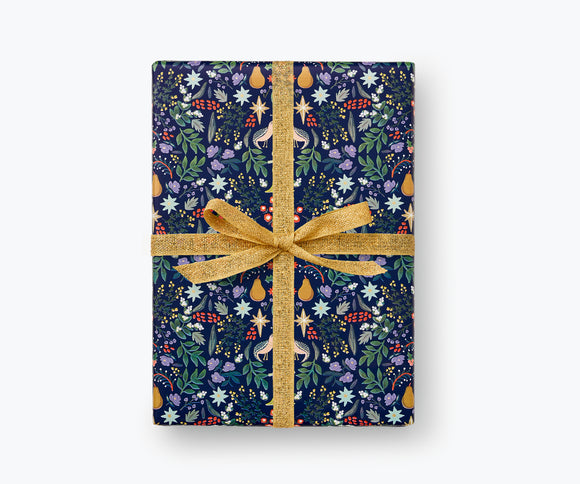 Rifle Paper Co. - Partridge Continuous Wrapping Roll