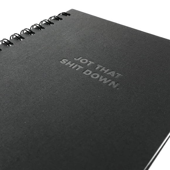 Pretty Alright Goods - Jot That Down Journal