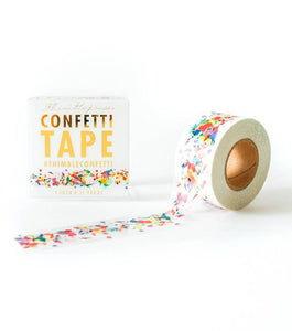 Confetti Tape - 11 yards / 396 Inches