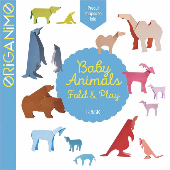 Baby Animals: Fold & Play