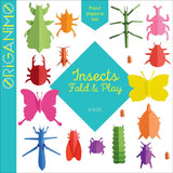 Insects: Fold & Play
