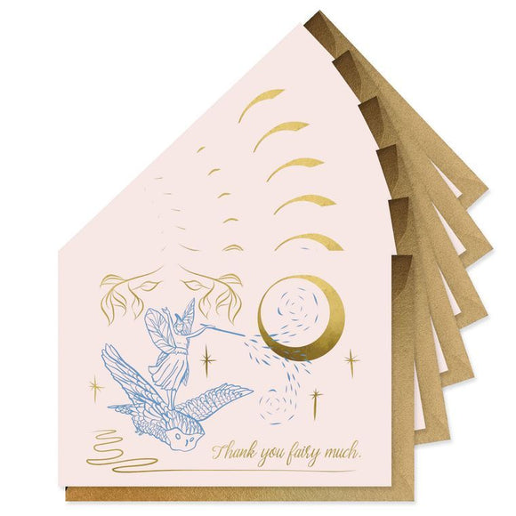 Thank You Fairy Much Boxed Set Of 6 Cards