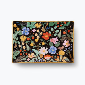 Rifle Paper Co. - Strawberry Fields Catchall Tray