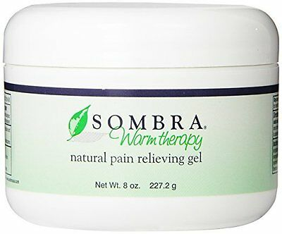 Sombra Warm Therapy Natural Pain Relieving Gel - 8oz - [www.theislanddealsnow.com]