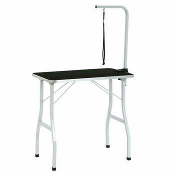 Dog Grooming Table BestPet W/Arm/Noose GT32 Large Adjustable 32