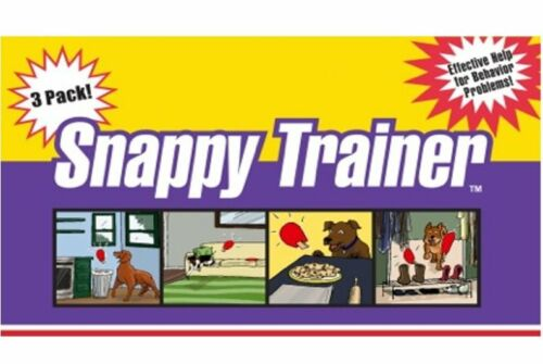 3-Pack Snappy Trainer Cat Dog Puppy Bad Pet Behavior Corrector Training Method - [www.theislanddealsnow.com]