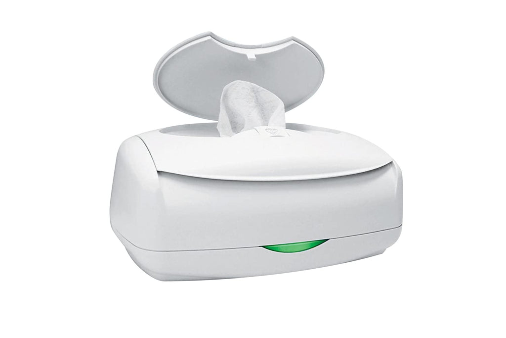 Wipes Warmer with an Integrated Nightlight Pop-Up Wipe Access - [www.theislanddealsnow.com]