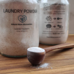 Switch your TOXIC Laundry Routine!