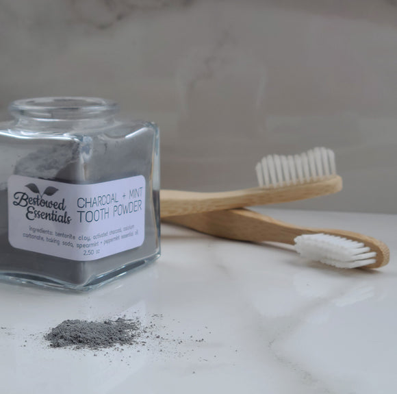 A Plastic-free Oral Care Routine: Pearly Whites go Eco-Friendly