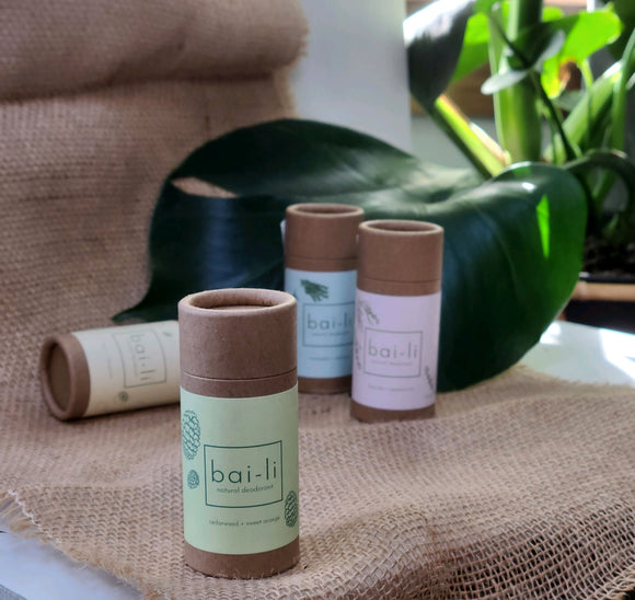 Organic Deodorant - Simple Bare Necessities