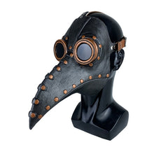 Load image into Gallery viewer, Plague Doctor Mask