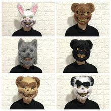 Load image into Gallery viewer, Terror Plush Mask