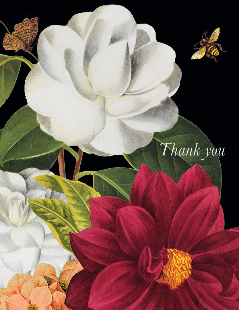 Thank you  • A-2 Greeting Card