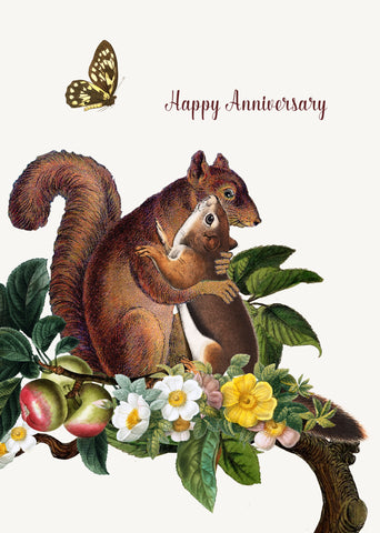 Happy Anniversary • 5x7 Greeting Card
