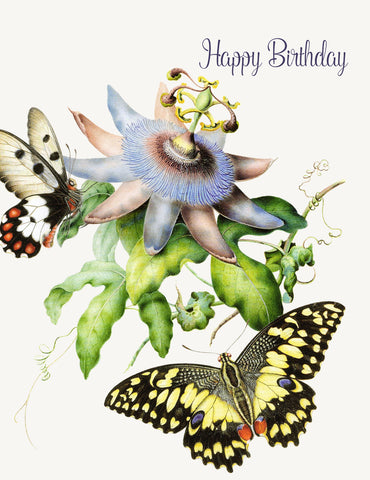 Happy Birthday • A-2 Greeting Card