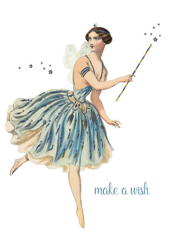 Make a wish• Mini Card