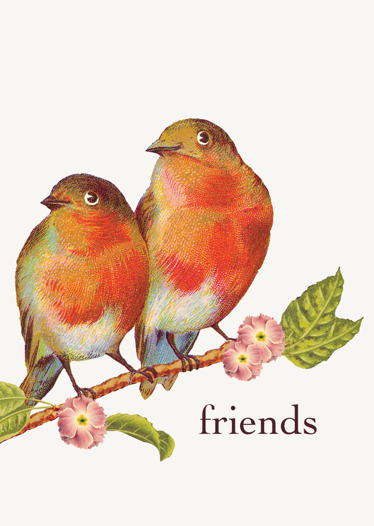 Friends Birds • Mini Card
