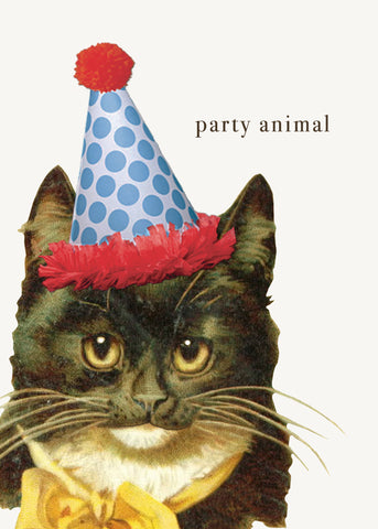 Party Animal • Mini Card