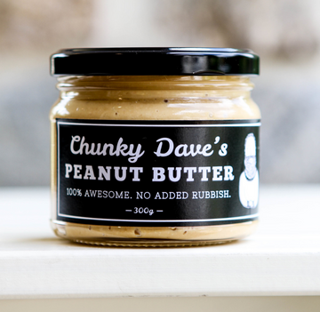 Chunky Dave's Peanut Butter