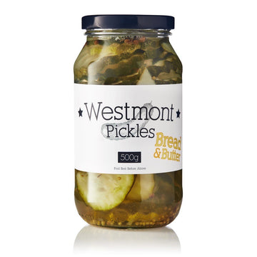 Westmont's Bread & Butter Pickles