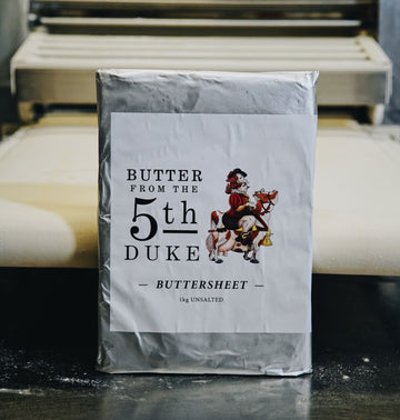 5th Duke Buttersheet 1kg