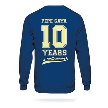 10 Years a Buttermaker Jumper