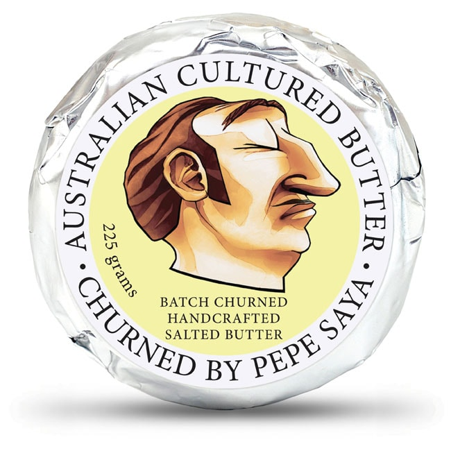 Pepe Saya Salted Cultured Butter 225g