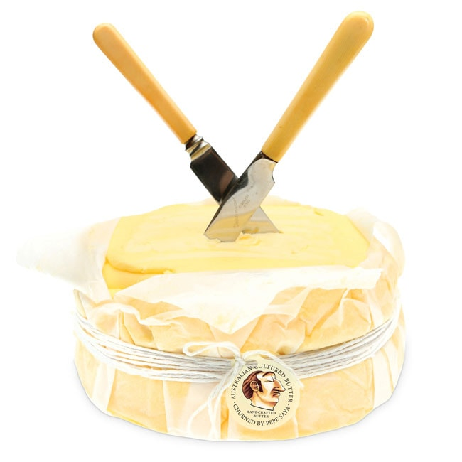 Pepe Saya Signature Butter Wheel 2kg