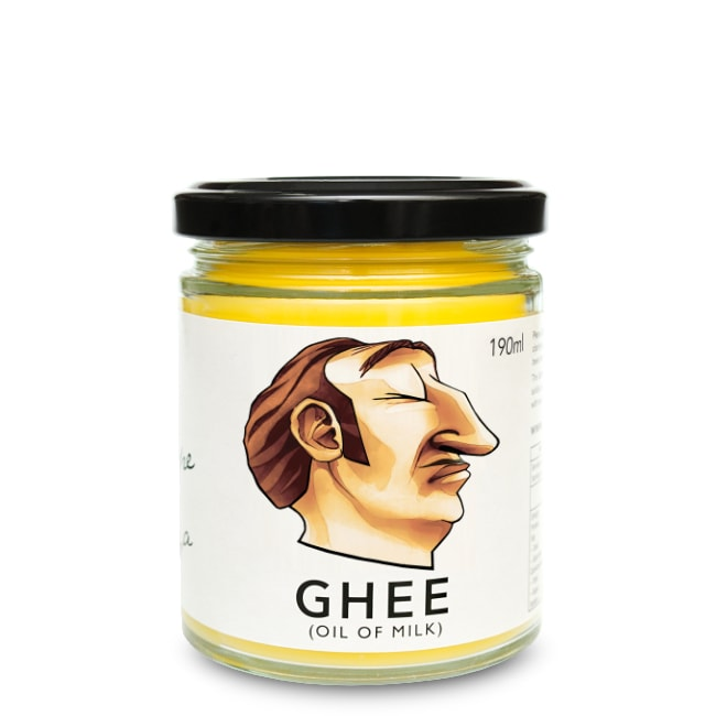 Pepe Saya Cultured Ghee 190ml