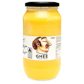 Pepe Saya Cultured Ghee 1L