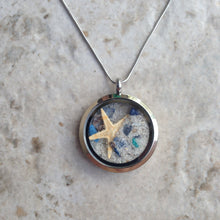 Load image into Gallery viewer, Blank Floating Locket Necklace Pendant