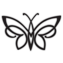Load image into Gallery viewer, Butterfly Sticker Decal