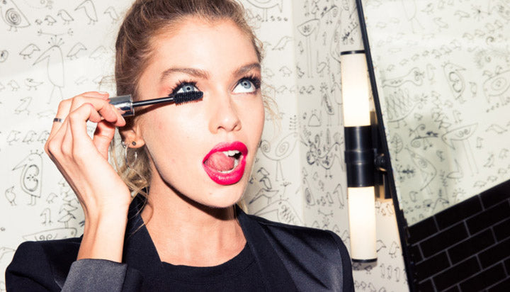 HOW MODEL STELLA MAXWELL PREPS FOR A DATE NIGHT