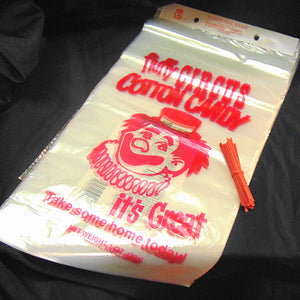 Cotton Candy Bags - Uncle Bob's Popcorn