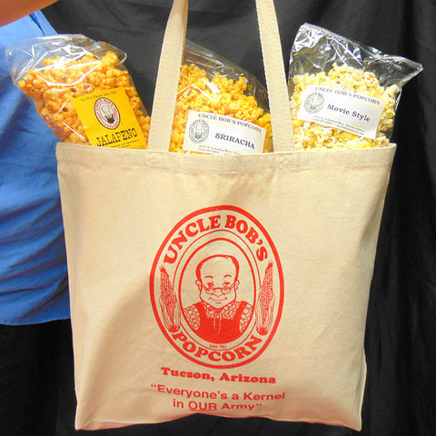 Popcorn Bag - Uncle Bob's Popcorn