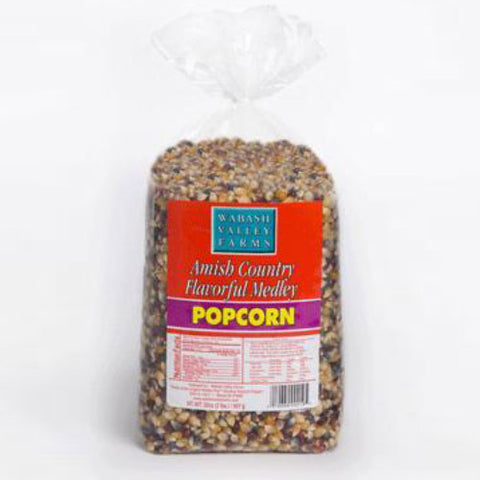 Amish Mixed Popcorn Kernels - Uncle Bob's Popcorn